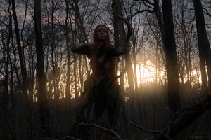 Tauriel ''Daughter of Mirkwood'' - Cosplay by Saskeks