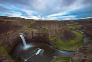 Palouse Sunset by jasonwilde