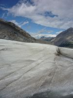 Athabasca Glacier 21 by raindroppe