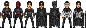 Gotham Jason Todd by BAILEY2088