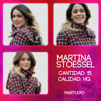 Photopack Png O18 Martina Stoessel by Martuu10