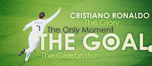 "CR7 ""The Goal"" by madeinjungle"