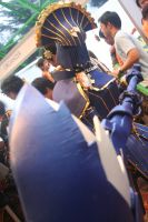 TGS Con 2010 - Monster Hunter by Constrictorz
