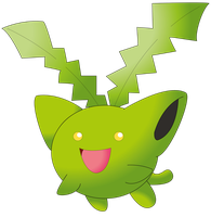 Shiny Hoppip by NIGHTSandTAILSFAN