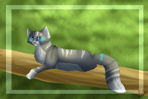 - Contestentry - Moonstripe by LaikaWolfsoul-x3