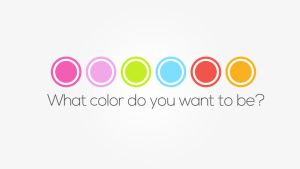 What color do you want to be? by betamax777