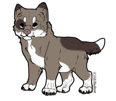 Brindle Attempt/Kalpana by FreeAndRandom