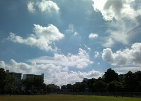 Passing Clouds 02 by C-ShuHui