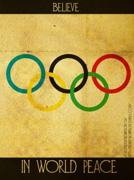 Believe - Olympics by KerrithJohnson