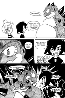Lara and the Kaiju Page6 by rongs1234