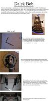 How to build a Dalek part 1 by IkaikaDesign