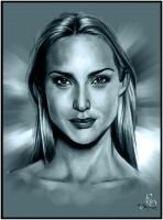Claire Forlani by magneo