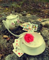 AliceHatter tea party by GorgeousPierrot