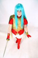 Eirika cosplay by Doomycaffei