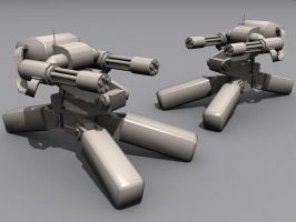 ATD Defense Turret by Exdeath