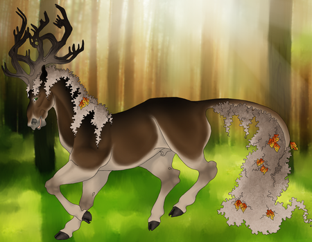 Augustus l Stag l Colonel by AgentDarkhorse