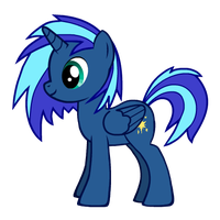 My Main Oc's Pony by DubstepPonyArtist911