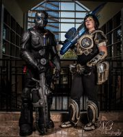 Gears of war by nathan8789
