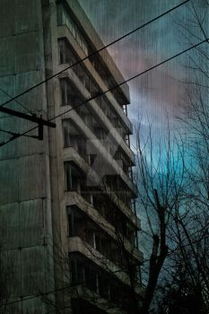 unfinished building 10 by Nerevarinne