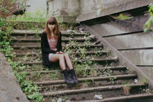 stairs by mollymers