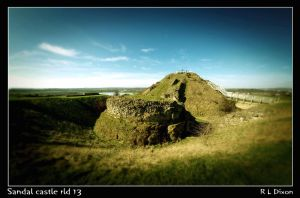 Sandal castle rld 13 by richardldixon
