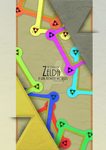 The Legend of Zelda - A Link Between World Poster by Elfe-Sylvain