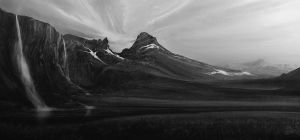 iceland witch valley sketch 4 by andrekosslick