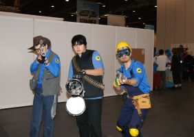 30 OCT MCM LON Team Fortress 2 by TPJerematic