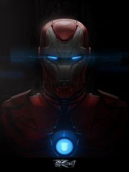IRON MAN by anasrist