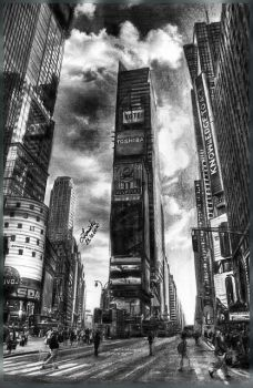 times square by zimnicka