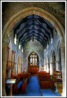 St Michaels, Hathersage... by TheBaldingOne