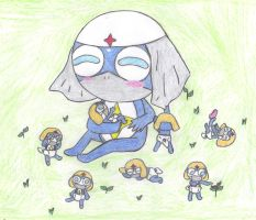 Dororo had a litter by evilbackpackgirl