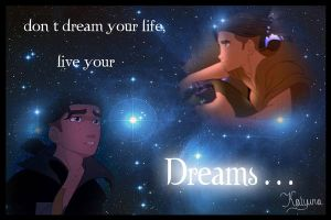 treasure planet wallpaper by katyuna