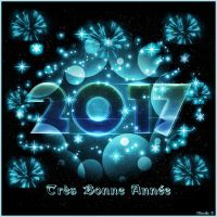 Nouvel An 2017 - 3 by MireilleD
