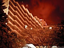 Red Hotel by 5haman0id