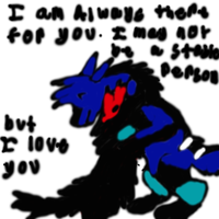 I Am Always There For You by shegrademonwolf098