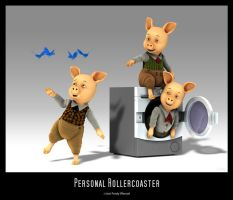 Personal Rollercoaster by Fredy3D