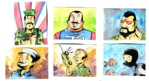 GiJoe cards Part 2 by littlereddog