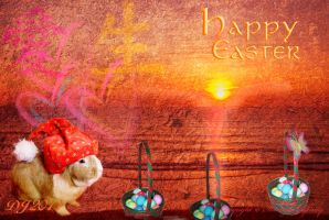 Happy Easter 2011 by starlight2infinity