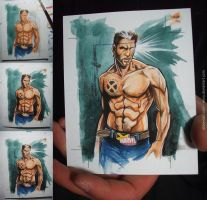 Nate Grey - mu 2011 by AEVU