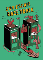 ZOO ESCAPE RACETRACK by laresistance