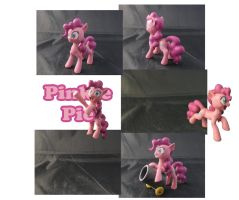 Weekly Sculpture: Pinkie Pie by ClayPita