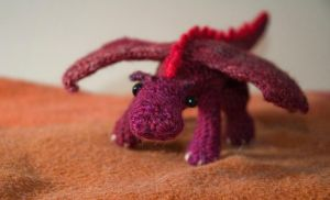 Little Dragon by kaelby