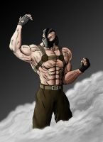Bane (Colored) by ForTuchanka