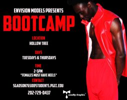 Envision Models BootCamp by TunedUpGraphics