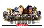 Walking Dead Sugar Boogarz by Locoduck