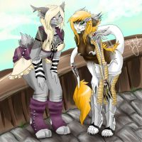Trade with riomountainlynx by Fur-What-Loo