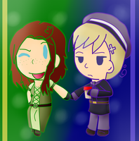 for Infectious-italians (Ireland and Norway) by poi-rozen