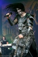 Dimmu Borgir at Hellfest by CaroFiresoul