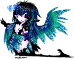 Little Shadow Wings by suzux